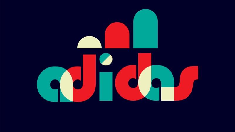 Вау-ефект: логотипи відомих брендів у стилі Баухауз