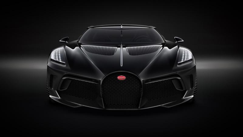 А ви бачили дизайн найдорожчого авто в історії – Bugatti La Voiture Noire? (ФОТО)