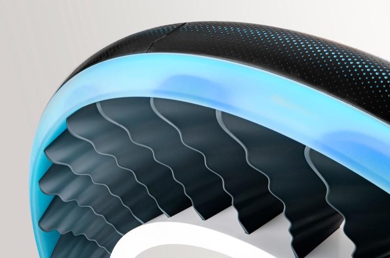 Супер-інноваційний дизайн: Goodyear переосмислили автомобільний рух (ВІДЕО)