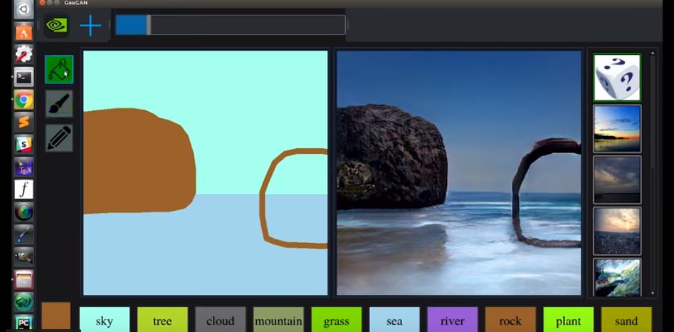 GauGAN: MS Paint епохи штучного інтелекту від Nvidia