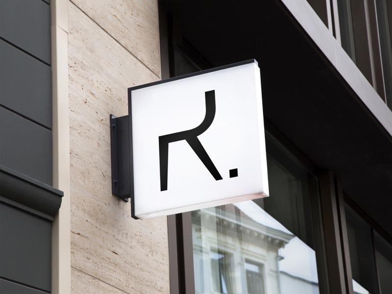 Лого для виробника меблів – ЧУДОВА робота зі шрифтом (ФОТО)