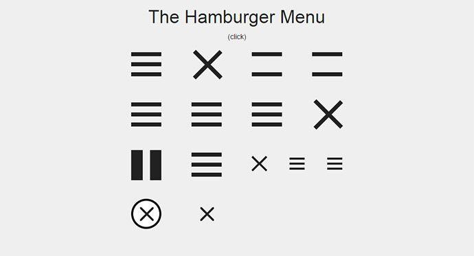 """Чому дизайнерам варто відмовитися від """"гамбургер-меню"""" – 3 причини (Частина 1)"""