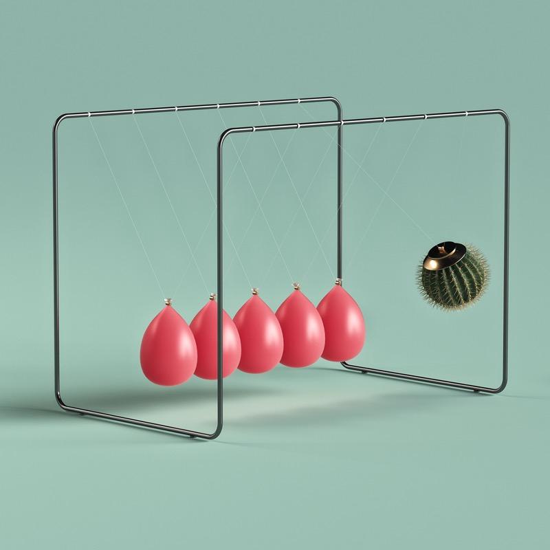 Обережно: 99 рівень гумору у 3D ілюстраціях (ФОТО)