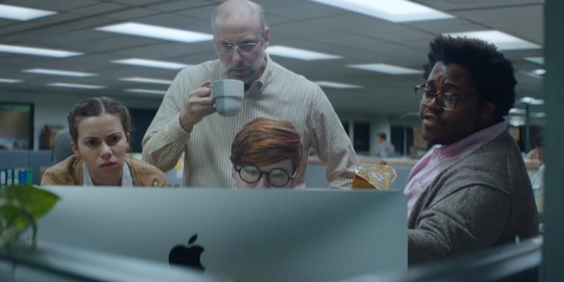 Кльовий ролик від Apple про креативний процес (ВІДЕО)