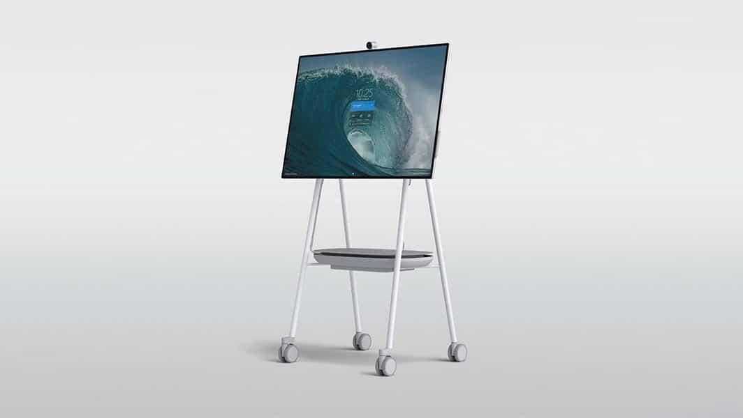 Microsoft Surface Hub 2S робоча станція з 50-дюймовим дисплеєм за шалені $9000 (ФОТО)