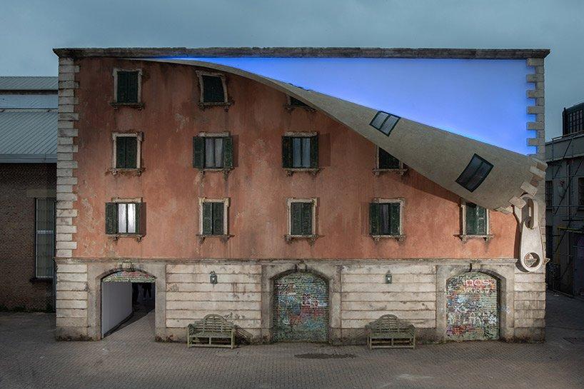 Блискавка на будинку? Не дивуйтеся – це тиждень дизайну в Мілані (ФОТО)