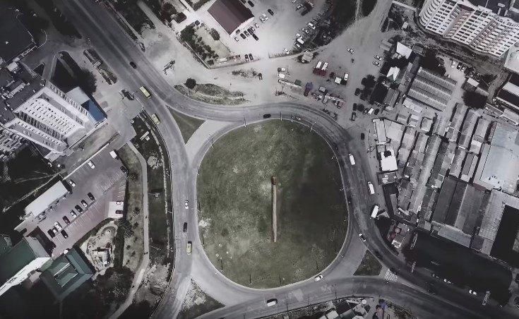Український Херсон потрапив у кліп нового альбому Rammstein – із оригінальним дизайном (ФОТО, ВІДЕО)