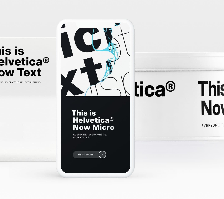Подія місяця: шрифт Helvetica вперше за 35 років отримав редизайн (ФОТО)