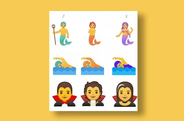 """Дизайнери Google вигадали """"гендерно нейтральні емодзі"""" (ФОТО)"""