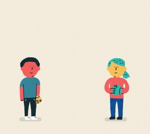 Outdated Gender Stereotypes Are 'Very Much Alive – пізнавальна анімація про гендерні степеотипи