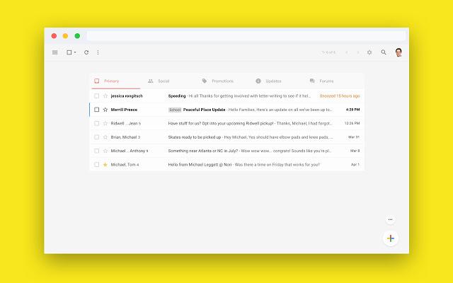 Як екс-провідний дизайнер Gmail спростив веб-інтерфейс сервісу – у Simplify Gmail (ФОТО)