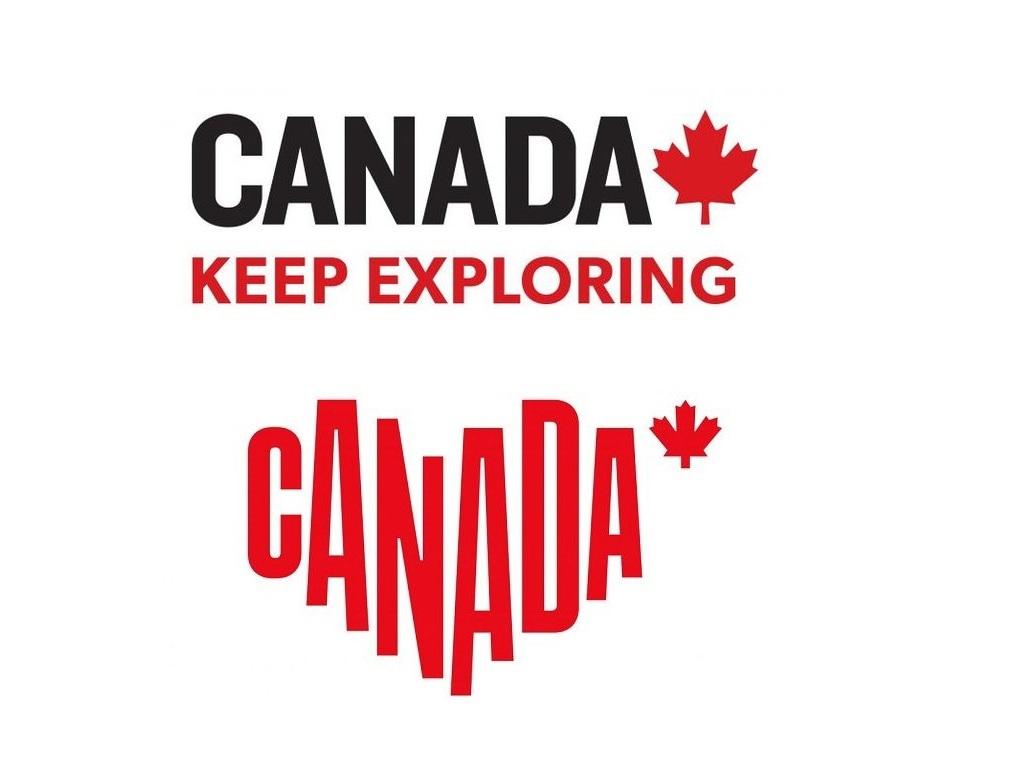 Канада презентувала новий туристичний логотип (ФОТО)