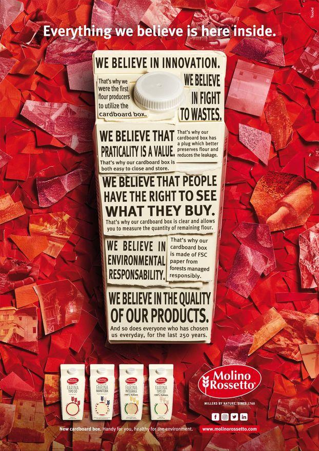 Оригінальний еко-дизайн упаковки від італійців (ФОТО)