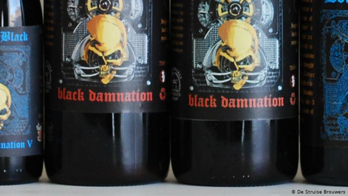 Як виглядає дизайн пляшок у найміцнішого у світі пива: перших 5 сортів (ФОТО)