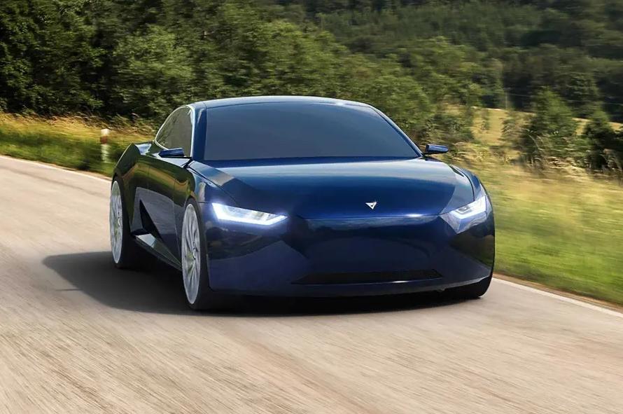 Невідомий конкурент Tesla у Норвегії показав тільки рендери із дизайном, але вже зібрав 70 передзамовлень (ФОТО)