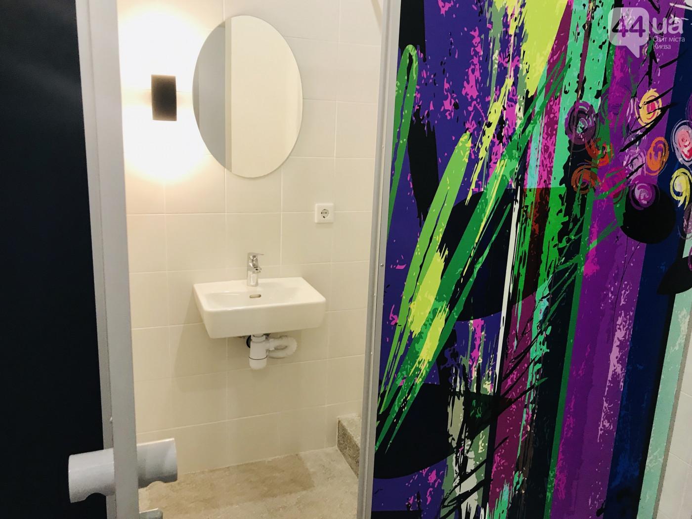 Metro Hostel дизайн інтер'єру