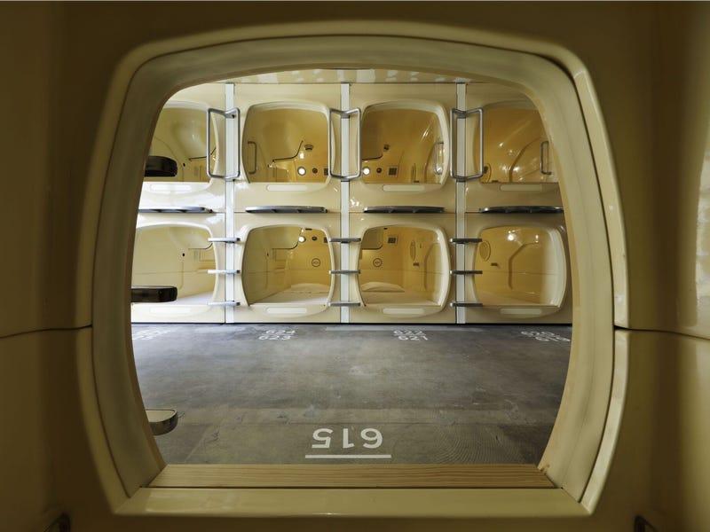 5 нових готелів із неймовірним дизайном: готель 1-й, ℃ (Do-C) Gotanda (ФОТО)