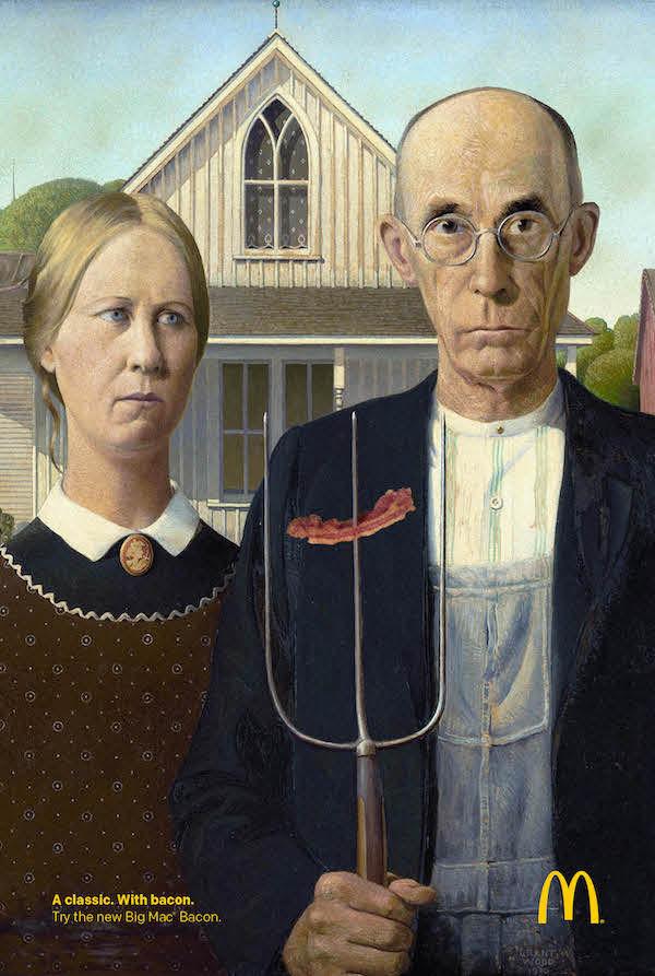 Як і чому у картинах Ван Гога і Леонардо да Вінчі з'явився … бекон – кейс із Швеції (ФОТО)