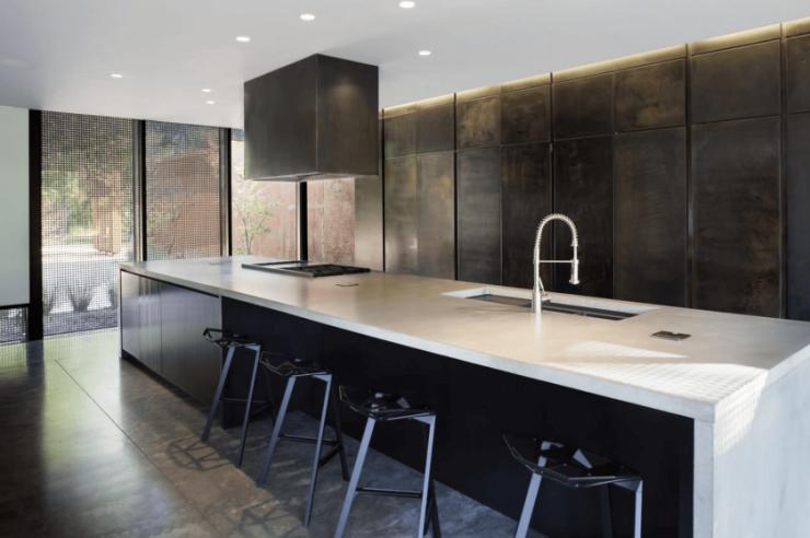 фото кухні в стилі мінімалізм