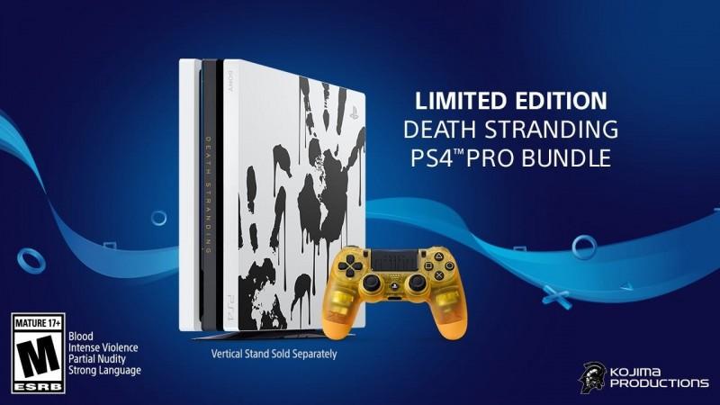 Death Stranding: Sony випустить обмежену серію PlayStation 4 Pro – з ексклюзивним дизайном (ФОТО)