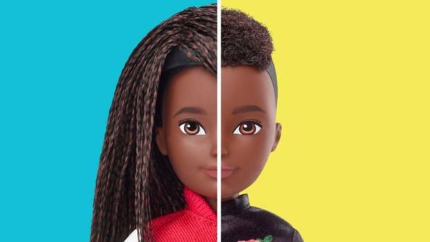 Перша в світі лялька з нейтральною статтю – від творців Барбі і Кена (ФОТО)