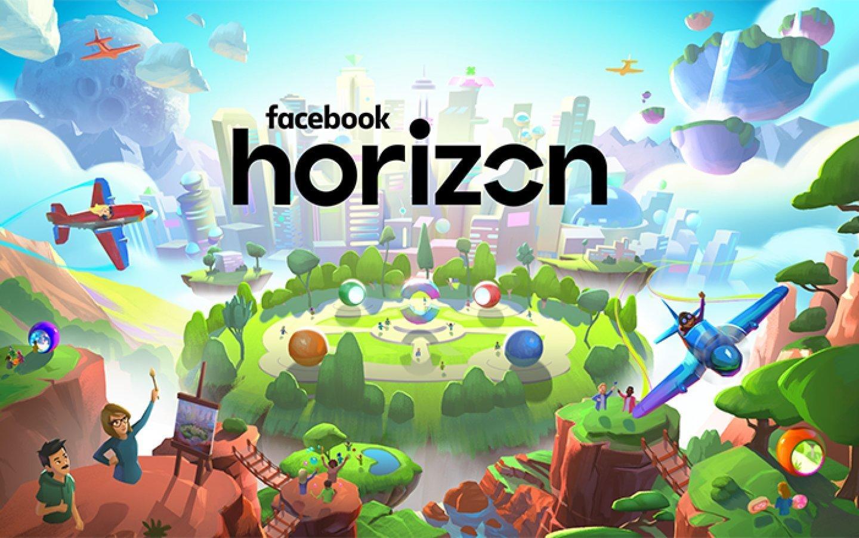 Facebook створила віртуальний світ Horizon з 3D-аватарами: 6 фактів які всім варто знати