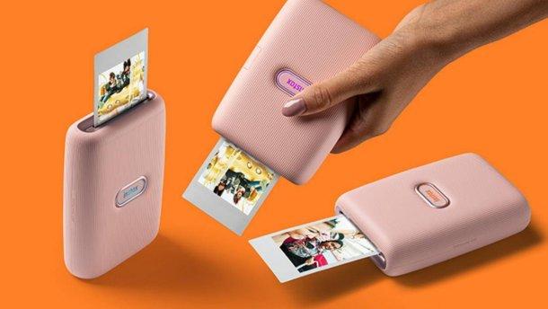Fujifilm випустила свій міні-фотопринтер для смартфонів – INSTAX Mini Link (ВІДЕО)