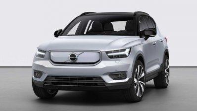 Перший електомобіль від Volvo: зацініть дизайн XC40 Recharge (ФОТО)