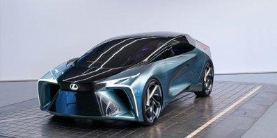Lexus показав дизайн електрокара майбутнього – і він неймовірний (ФОТО)