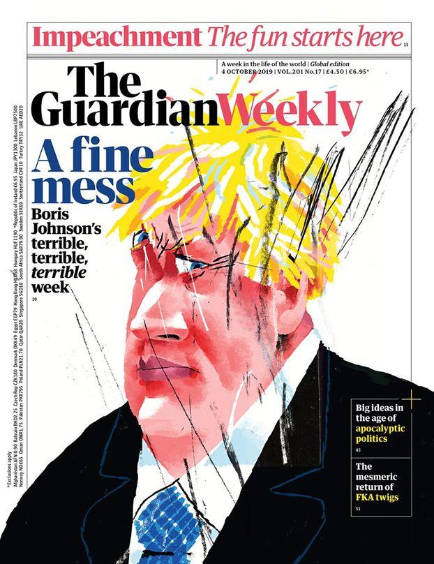 The Guardian Weekly Johnoson
