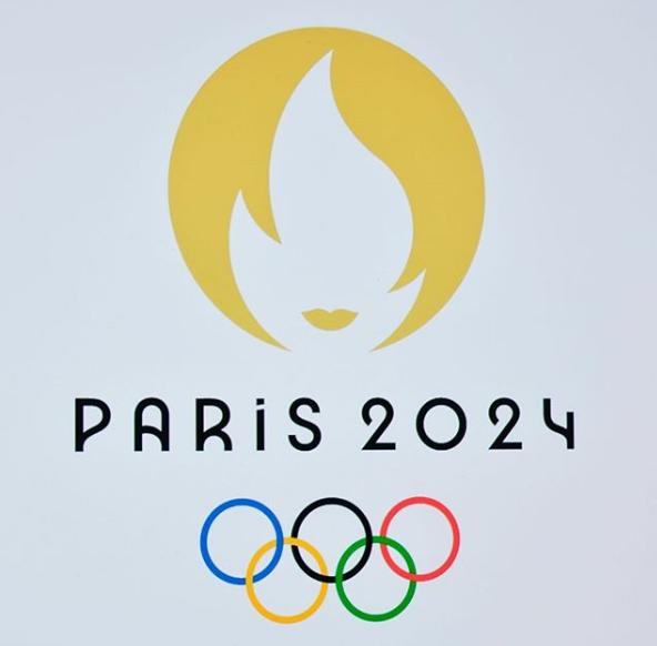 Олімпіада 2024 логотип