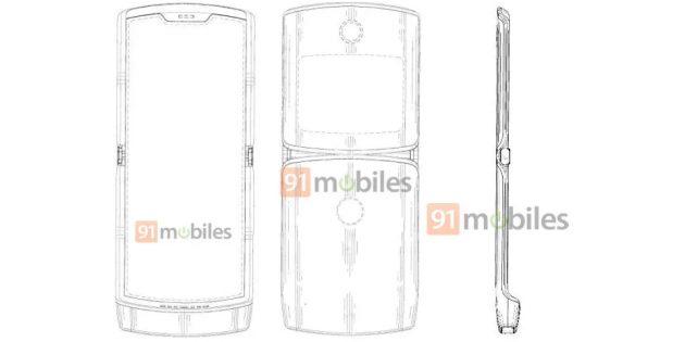 Motorola RAZR новий смартфон