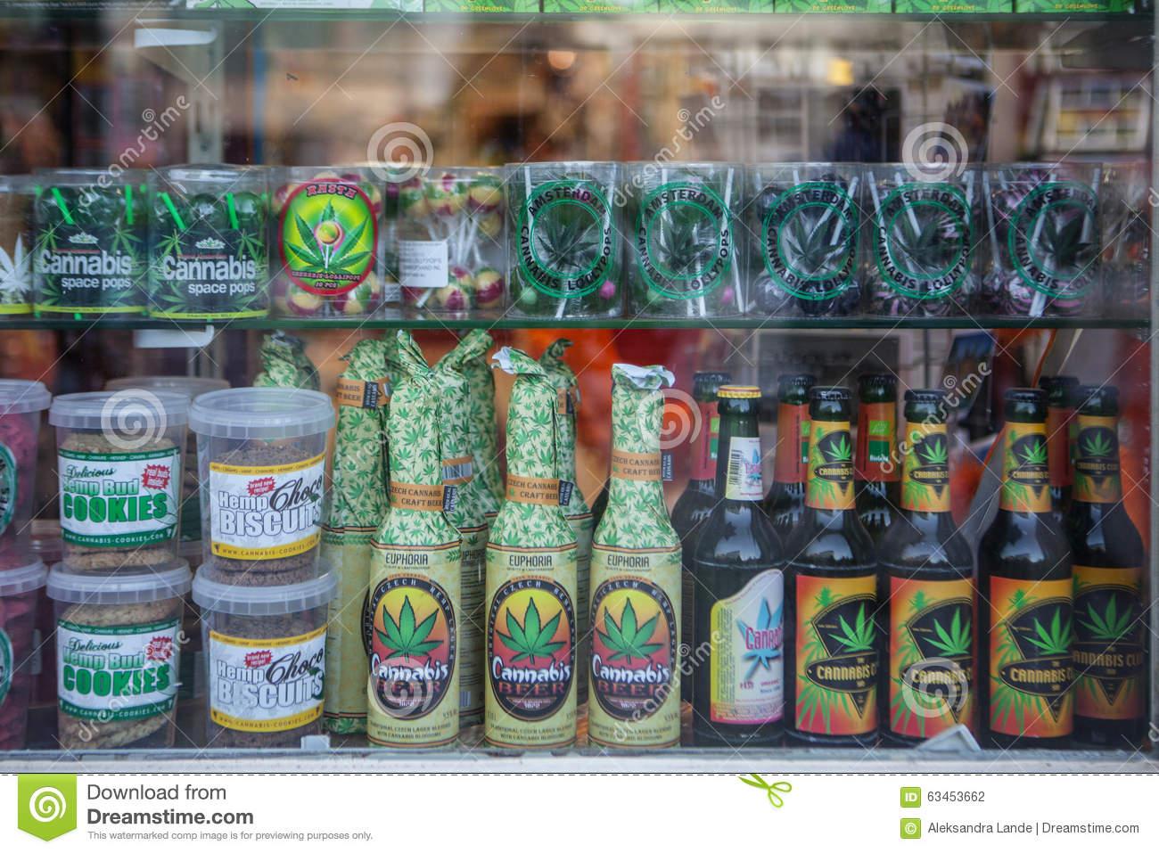 Голландія наркотики із печивом