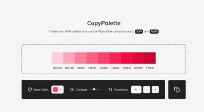 7 корисних інструментів для дизайнерів та маркетологів: CopyPalette, Userbility, Webflow+ ще 4