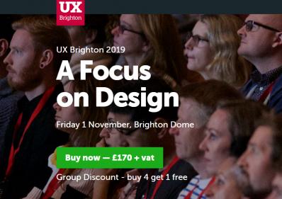4 міжнародні конференції для дизайнерів, які варто відвідати у листопаді 2019