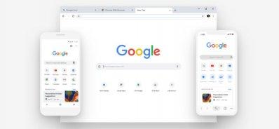 Редизайн Google Chrome: історія у 3 частинах
