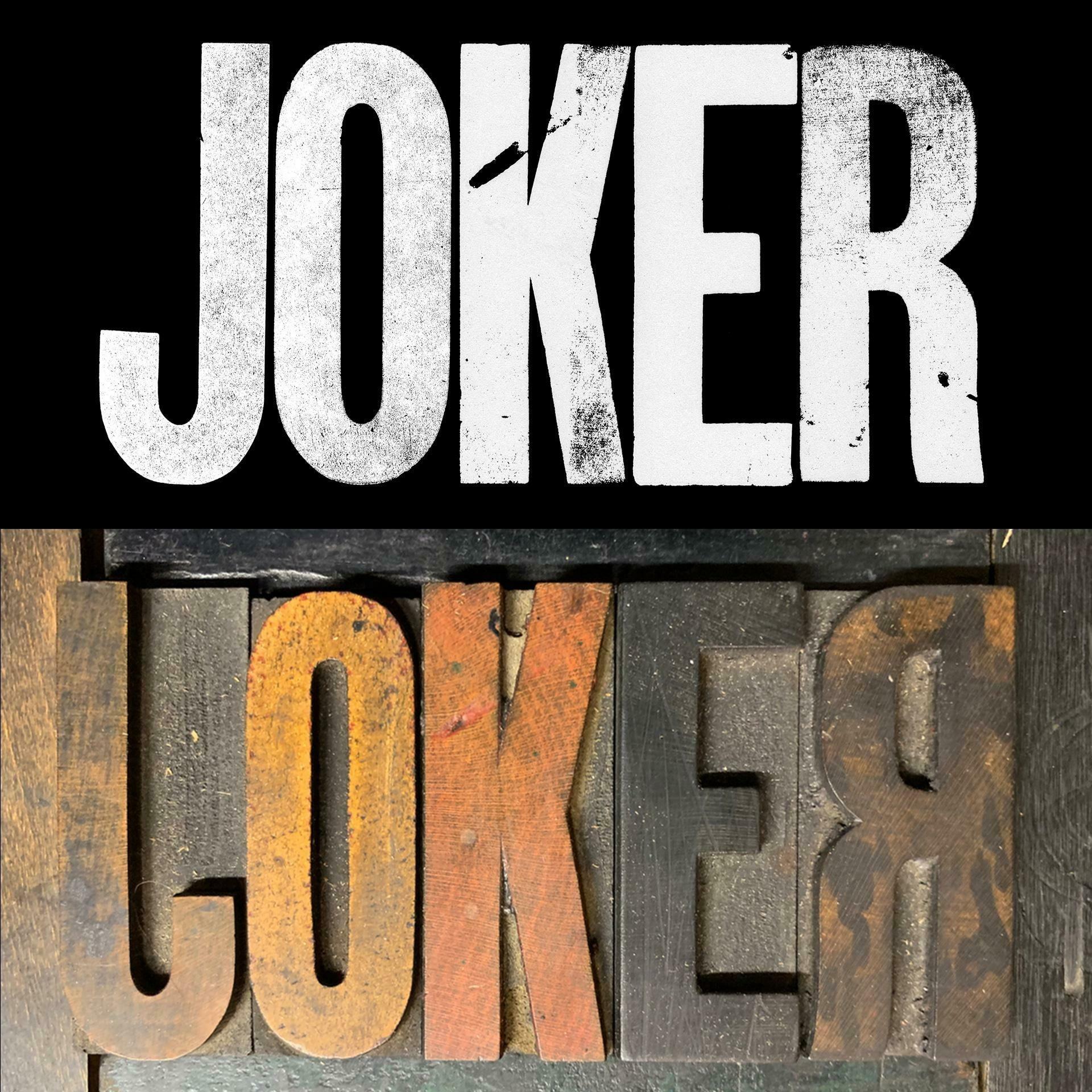 Джокер гарне лого