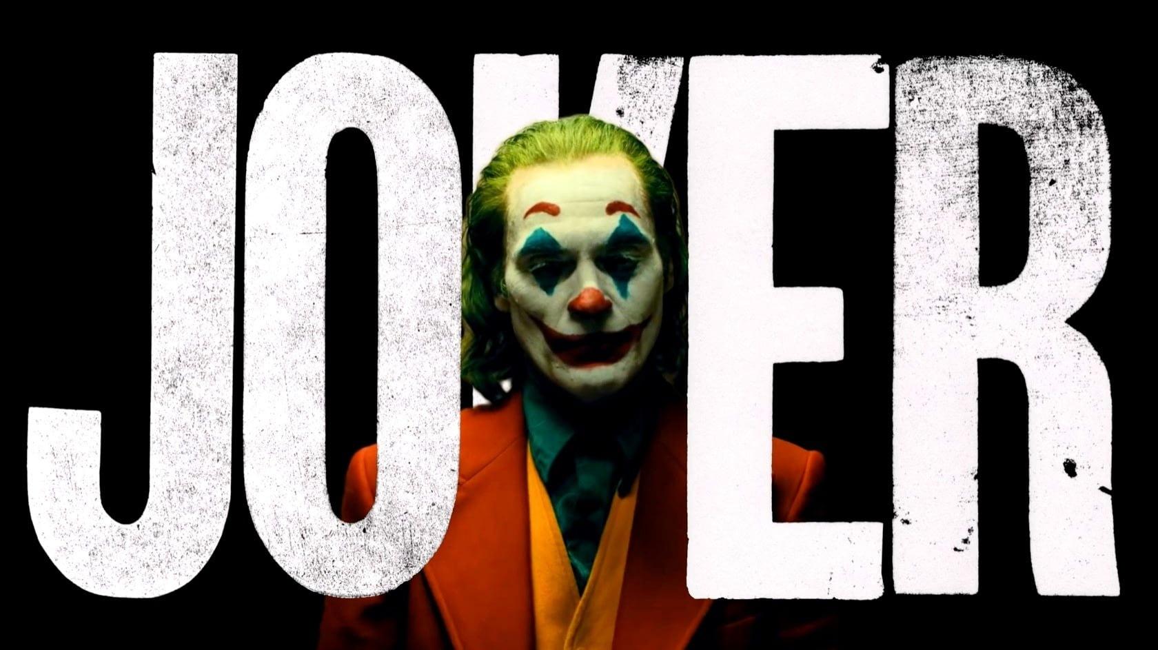 Джокер логотип