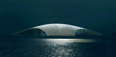 The Whale – неймовірна архітектурна новинка із Норвегії (ФОТО)