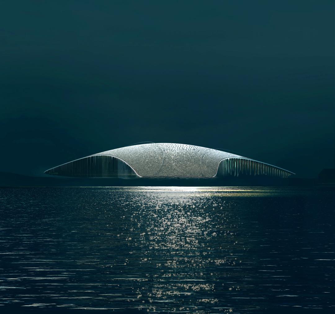 The Whale музей в Норвегії