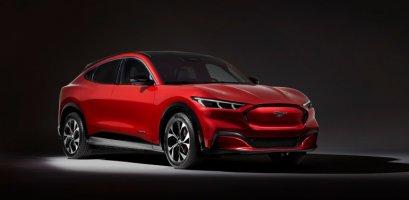 Тепер і Ford! Світ побачив дизайн першого електрокара легендарного бренду