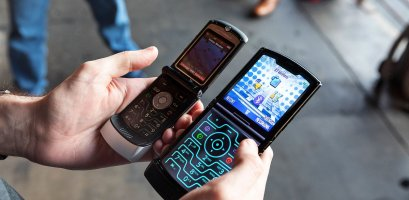 Дочекалися: Motorola презентувала смартфон- розкладачку Razr з гнучким екраном – за $1499