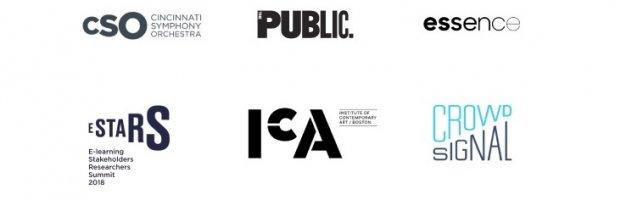 Головні тренди у дизайні логотипів на 2020 рік (ІНФОГРАФІКА)