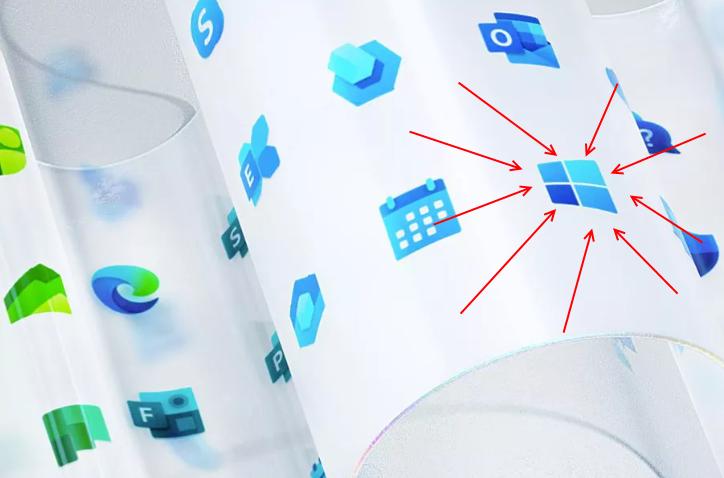 Новий логотип Windows
