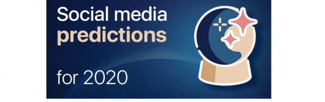 Що робити із соцмережами у 2020 році – прогноз (ІНФОГРАФІКА)