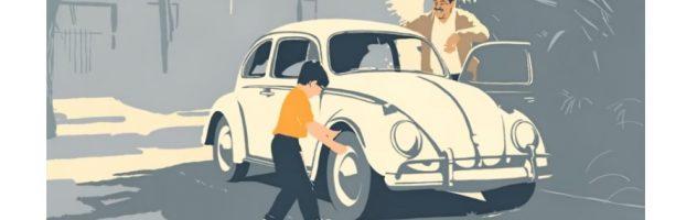 Кінець епохи легендарної моделі Volkswagen Beetle – у емоційній анімації