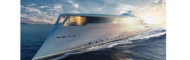 Еко-дизайн для ДУЖЕ багатих: перша в світі еко-яхта Білла Гейтса (ФОТО)