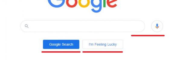 Google тестує редизайн домашньої сторінки. Що зміниться?