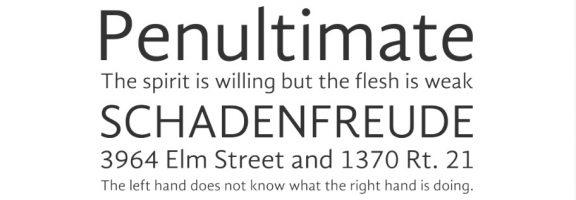 7 КЛАСНИХ і безкоштовних шрифтів для дизайнерів – на будь-який смак