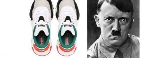 Рекламний хайп чи просто дурість: у дизайні кросівок Puma розгледіли Гітлера